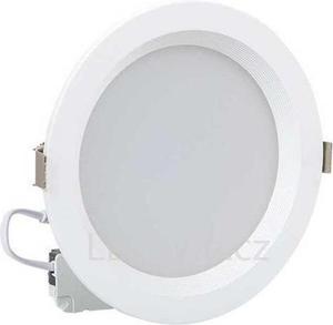Rundes LED badezimmer Lampe 20W Warmweiß | GUTE-LEDS.DE