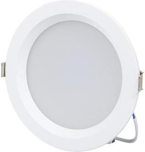 Rundes LED badezimmer Lampe 10W Warmweiß