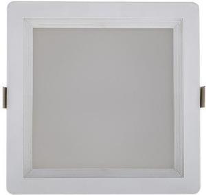 Quadratische LED deckenlampe 10W Tageslicht