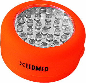 LED TaschenLampe KOLO 1,5W orange
