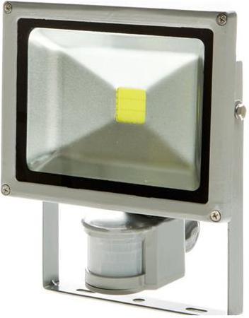 LED Strahler mit Bewegungsmelder 10W Warmweiß