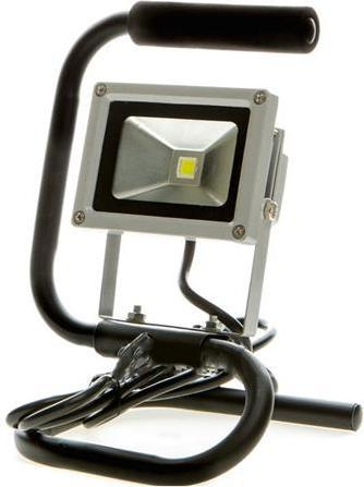 LED Strahler 10W mit Staender weisse