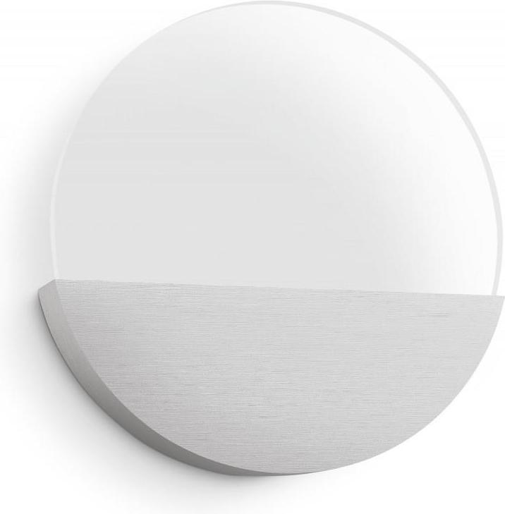 Philips LED Countdown Wandleuchte aluminium 2,5W 33621/48/16