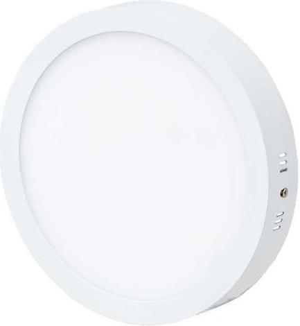 Weisser runder angebauter LED Panel 300mm 25W Tageslicht