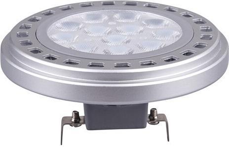 LED Lampe AR111 G53 15W Kaltweiß verstreute 100°
