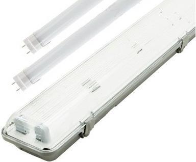 LED Leuchtstoffroehre 120cm + 2x LED Leuchtstoffröhre Tageslicht 3200lm