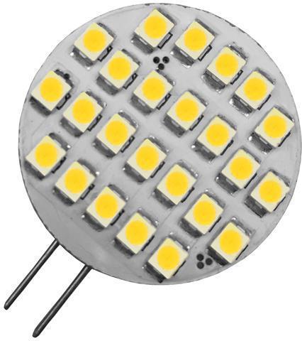 LED Lampe G4 1,5W Kapsel runde Warmweiß