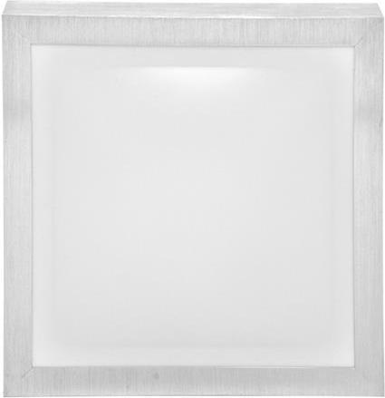 Silbernes decken und Wand LED Lampe mit Sensor 11W Tageslicht