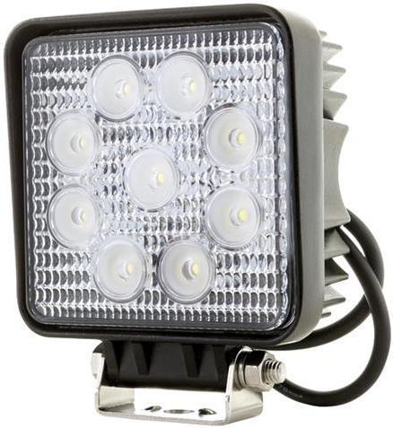 Eckig LED Arbeitsleuchte 27W 10-30V