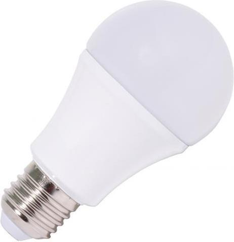 Dimmbarer LED Lampe E27 9W Kaltweiß