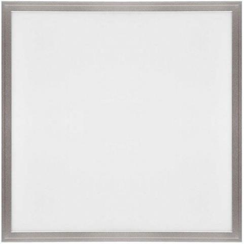 Silbern hängen LED Panel 600 x 600mm 45W Tageslicht 6000lm
