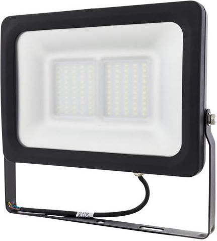 Schwarzer LED Strahler 20W Venus 4500K