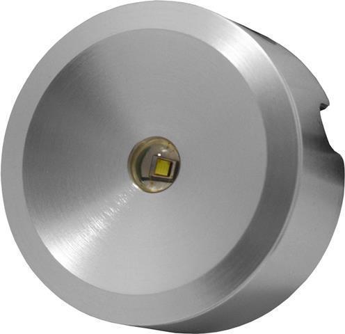 Dimmbarer Metall Wand LED Lampe 3W Kaltweiß