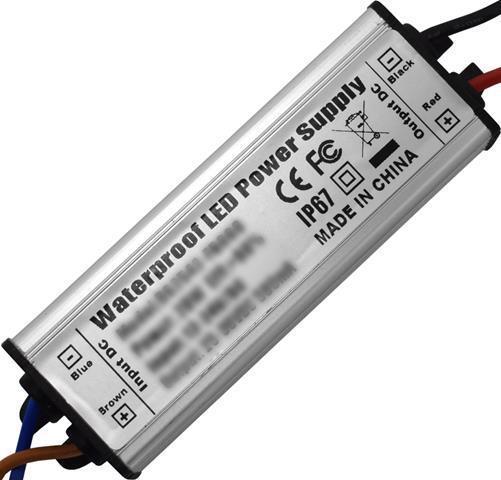 Trafo LED Strahler 20W