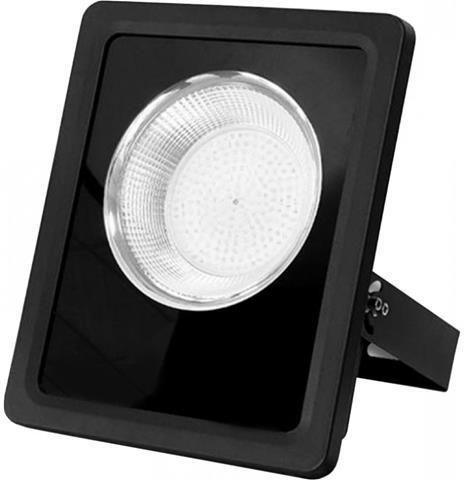 Schwarzer LED Strahler 200W extra 5000K