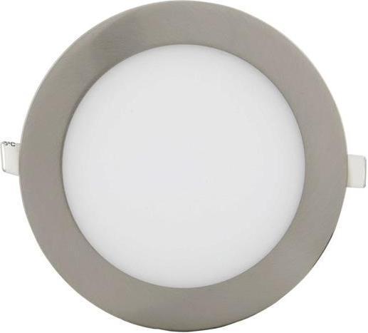 Matter chrom eingebauter LED Panel 90mm 3W Tageslicht