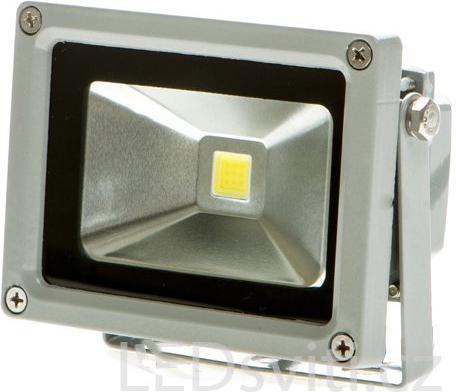 Silbern LED Strahler 10W Warmweiß