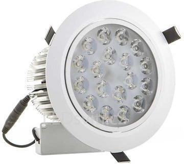 LED Spotlicht 18x 1W Warmweiß