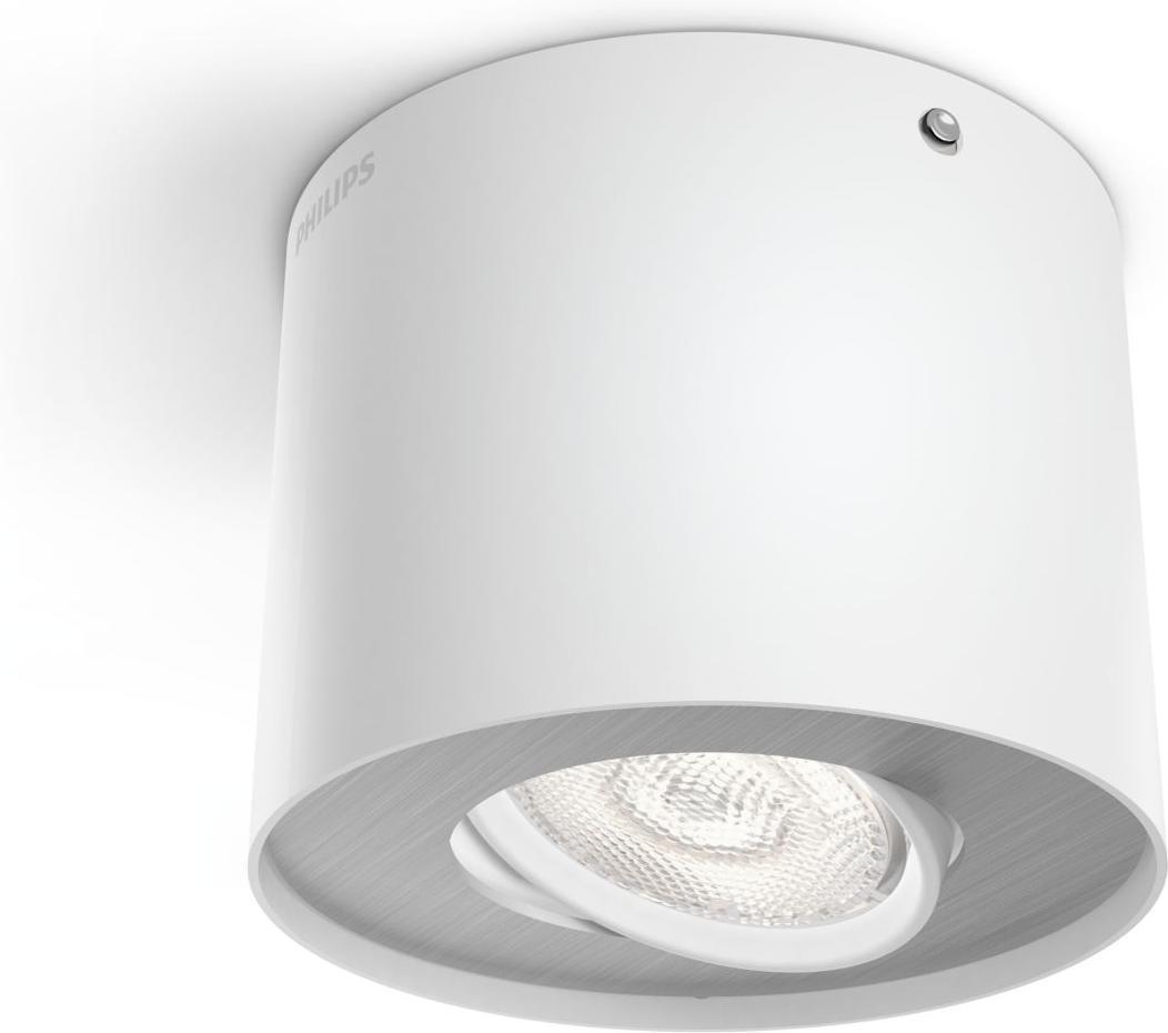Philips LED Phase Einbauspot weisse 4,5W selv 53300/31/16