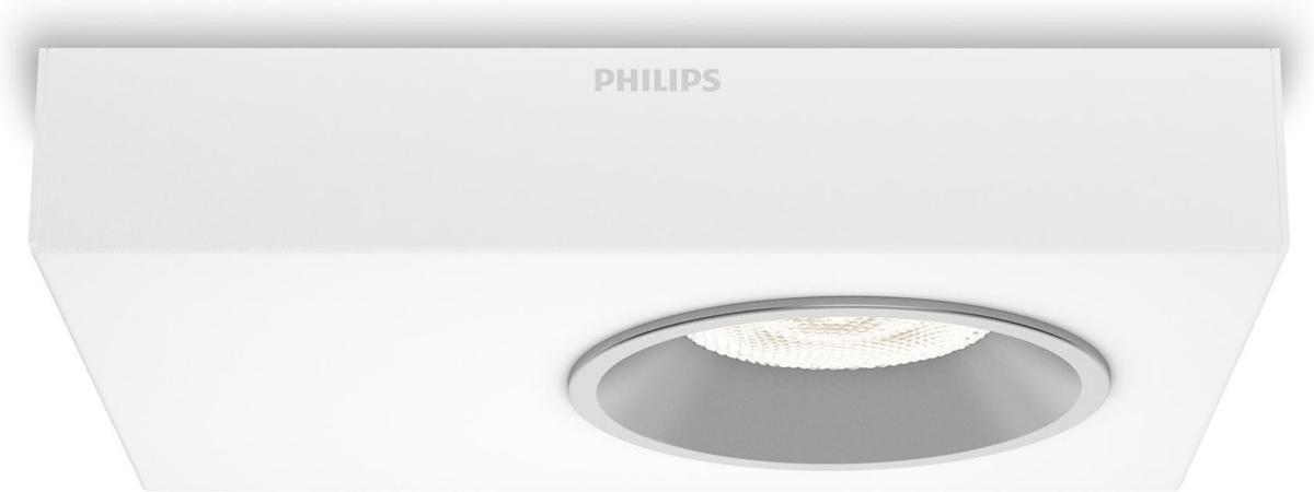 Philips LED Quine deckenleuchte 4,5W selv 31211/31/16