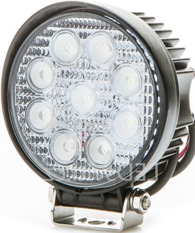 LED Arbeitsleuchte 27W 10-30V