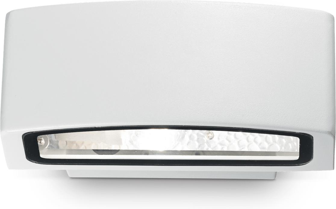 Ideal lux LED Andromeda bianco Wand Lampe 5W 66868