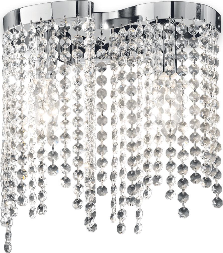 Ideal lux LED Aurora decken Lampe 2x5W 13763