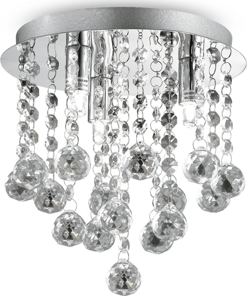 Ideal lux LED Bijoux decken Lampe 3x4,5W 89461