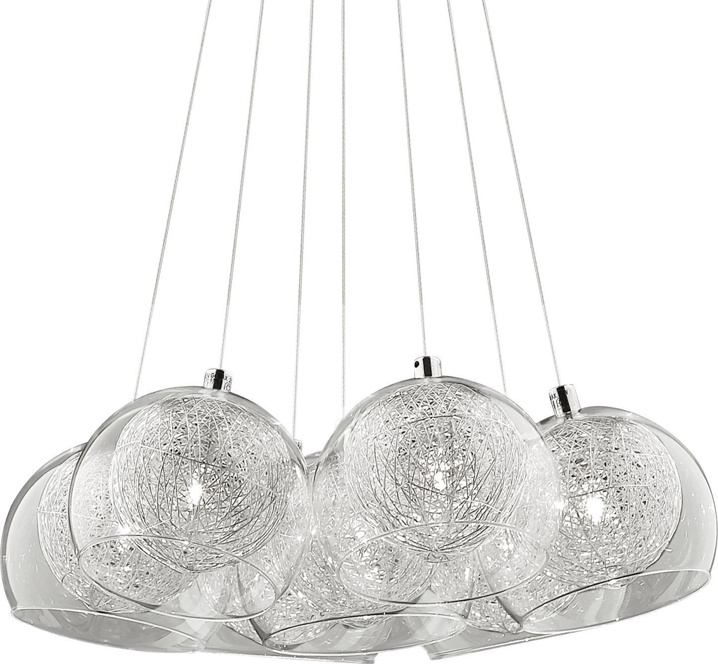 Ideal lux LED Cin cin haengende Lampe 7x3W 60231