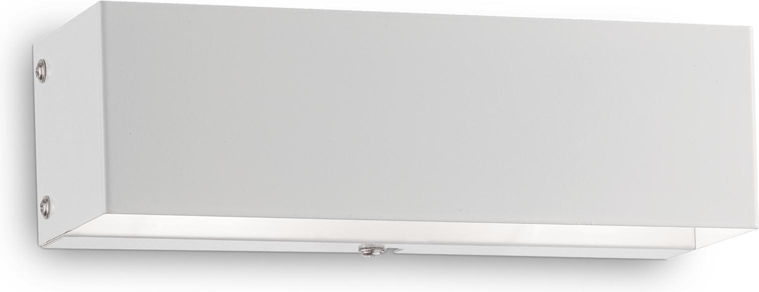 Ideal lux LED Flash bianco Wand Lampe 2x4,5W 95288