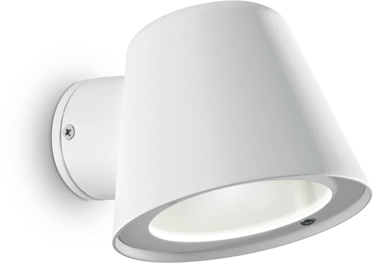 Ideal lux LED Gas bianco Wand Lampe 5W 91518