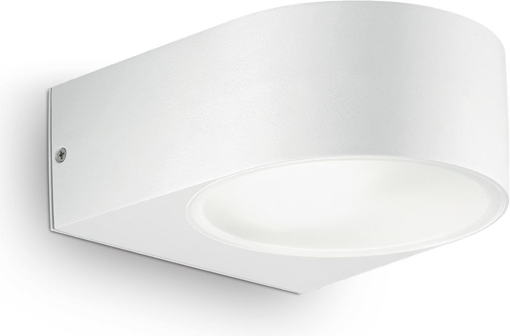 Ideal lux LED Iko bianco Wand Lampe 5W 18522