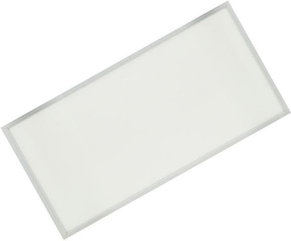 Dimmbarer Silbern decken LED Panel 600 x 1200mm 72W Kaltweiß