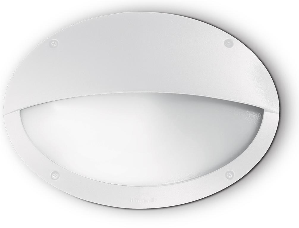 Ideal lux LED Maddi 2 bianco Wand Lampe 5W 96735