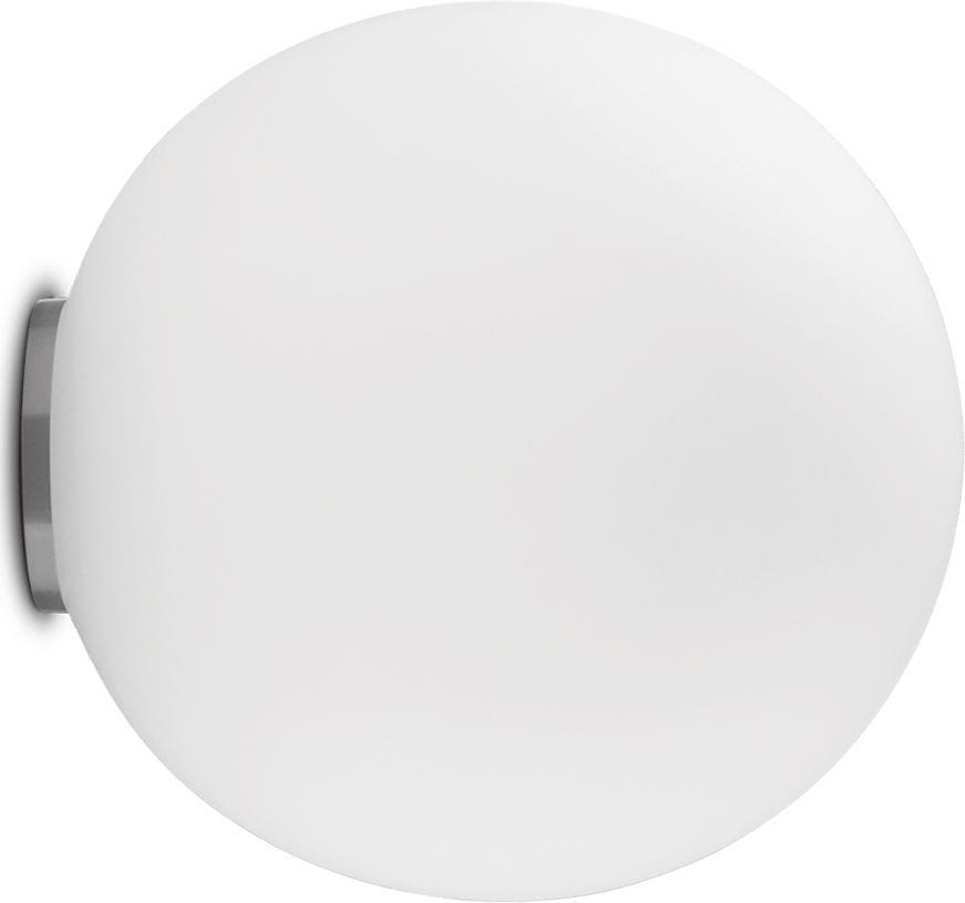 Ideal lux LED Mapa bianco d20 Wand Lampe 5W 9155