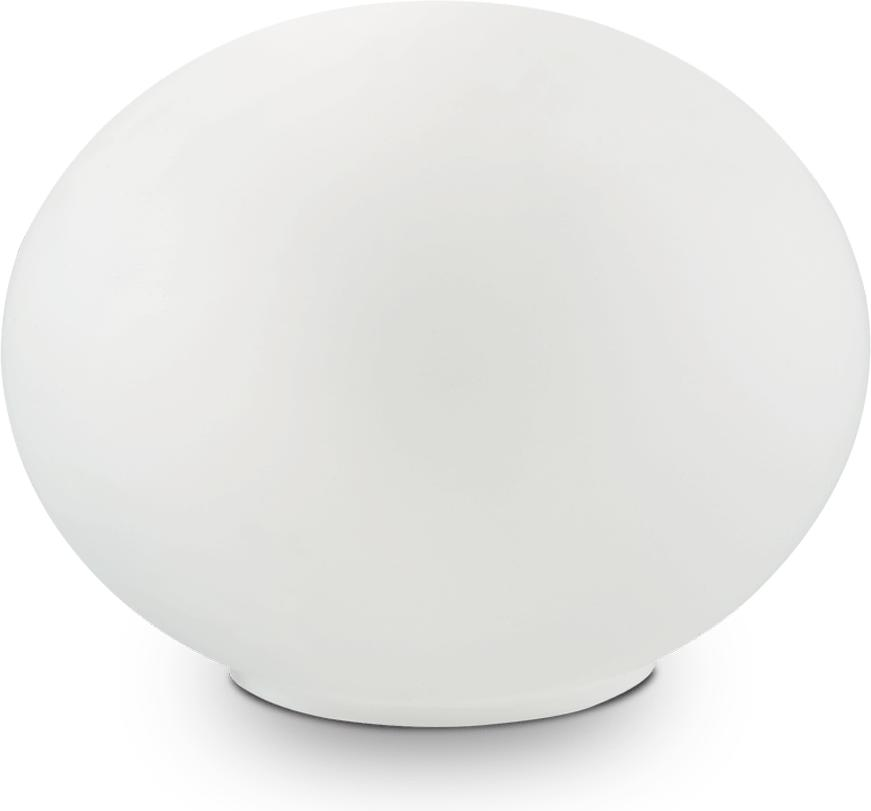 Ideal lux LED Smarties bianco Tischlampe 4,5W 32078