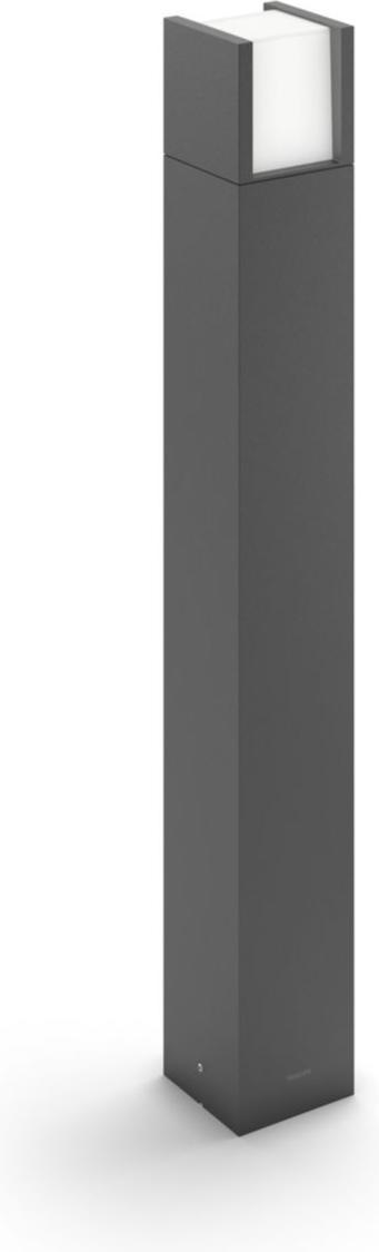 Philips LED Arbour Lampe außen Pfeiler grosser 6W 16463/93/16