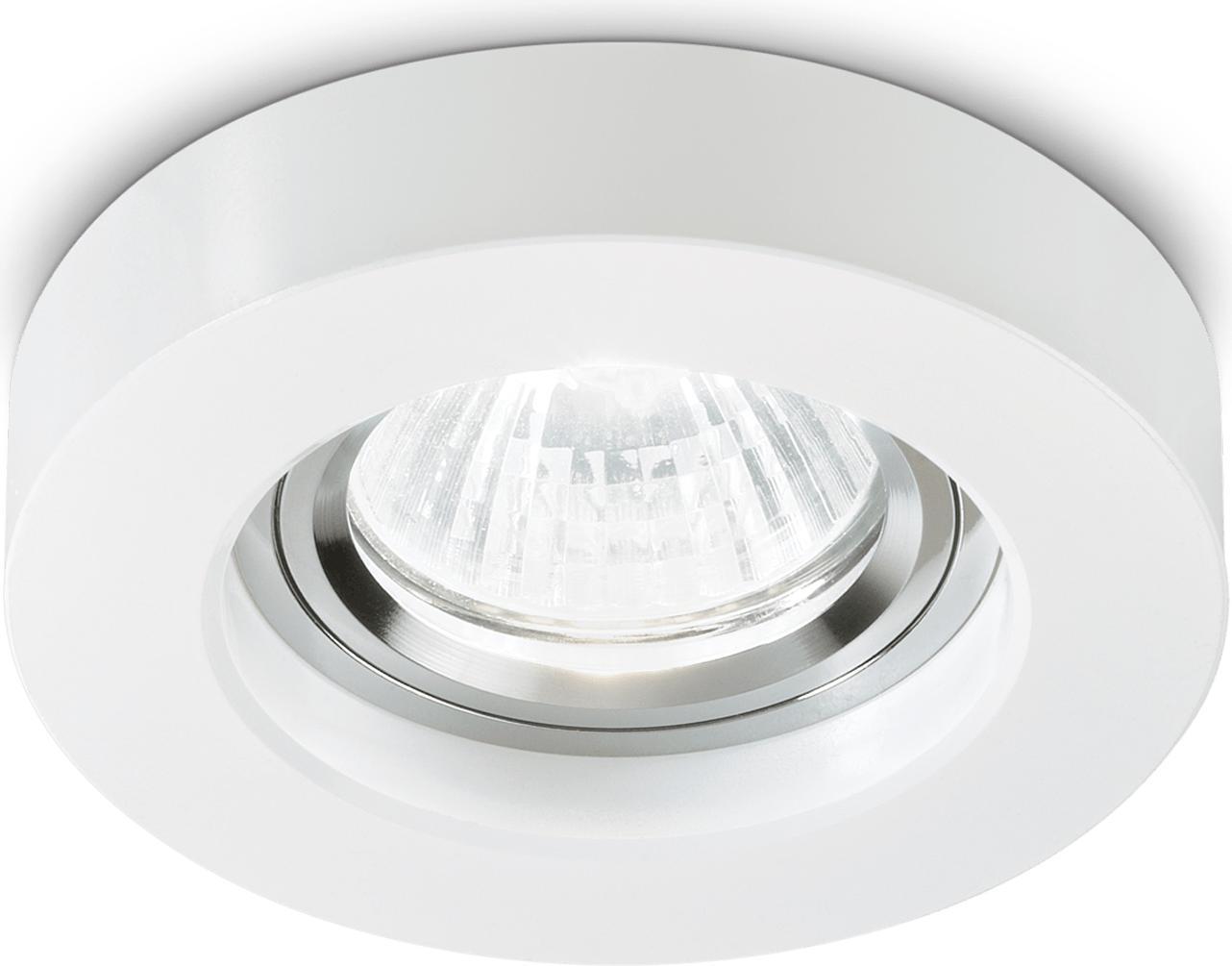 Ideal lux LED Blues bianco eingebaute Lampe 5W 113999