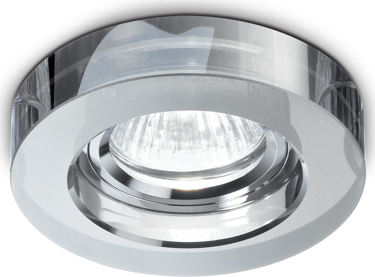 Ideal lux LED Blues fume eingebaute Lampe 5W 113982