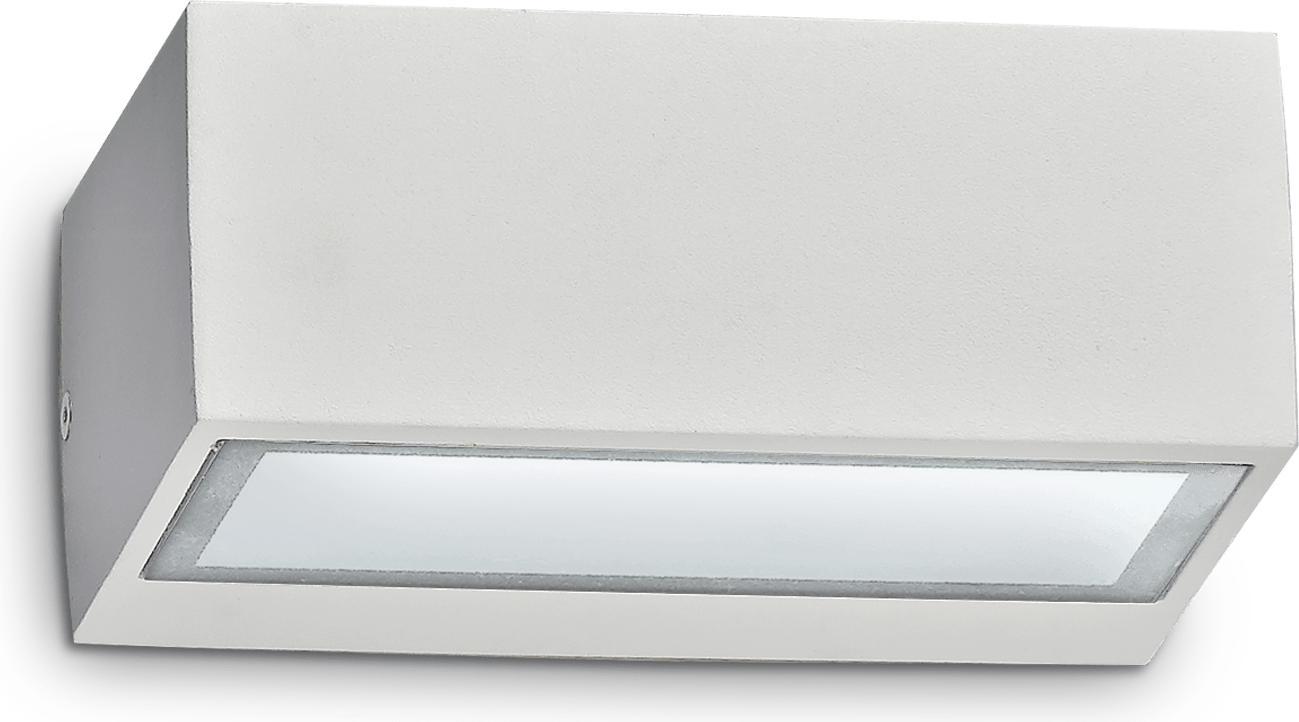 Ideal lux LED Twin bianco decken Lampe 4,5W 115351
