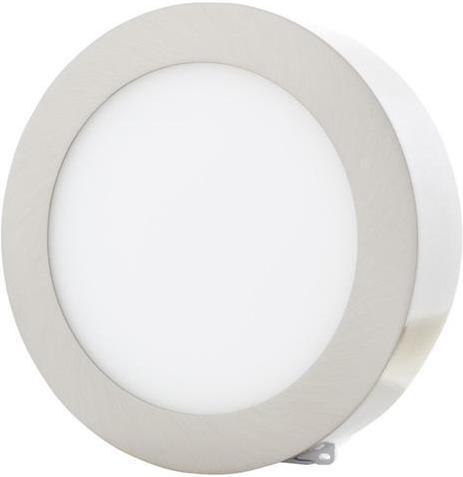 Chrom runder angebauter LED Panel 225mm 18W Tageslicht