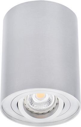 Silbernes LED Einbauleuchte LED Lampe 5W schwenkbares Warmweiß