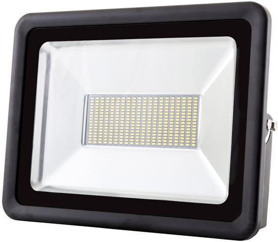 Schwarzer LED Strahler RB 150W SMD Kaltweiß