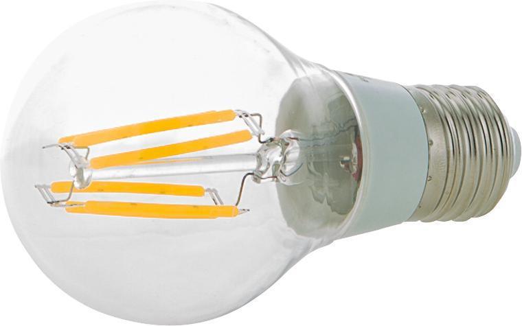 LED Lampe E27 8W Filament