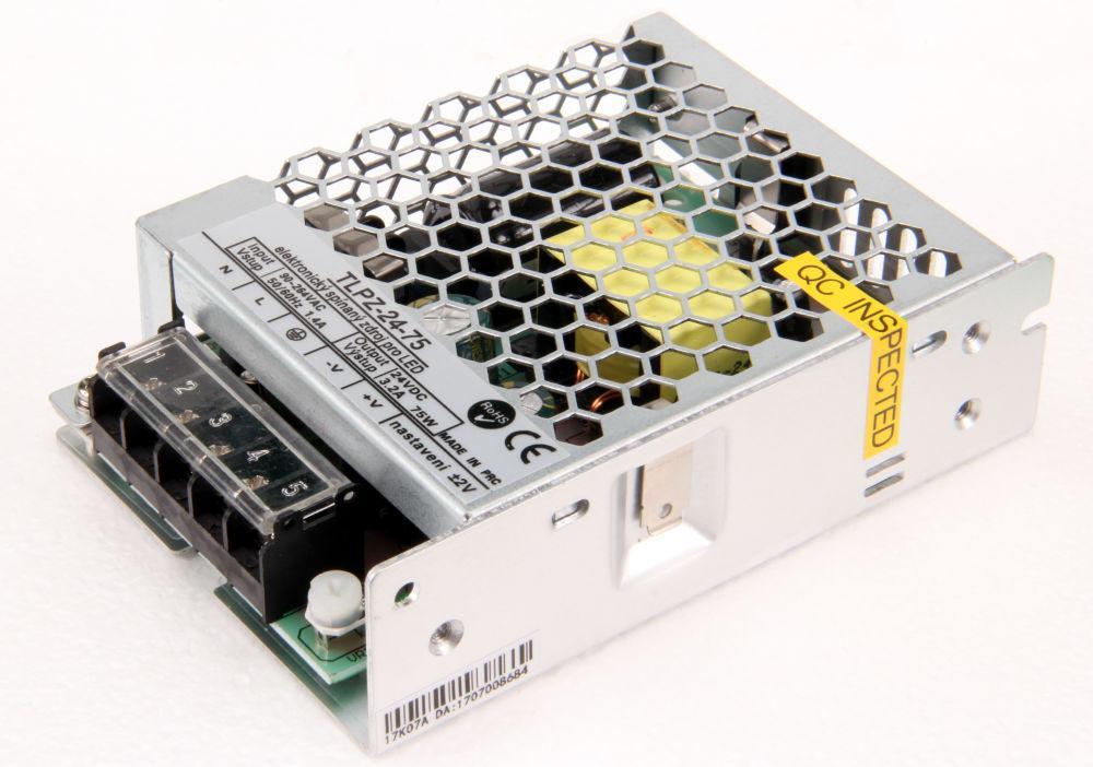 LED Netzteil 24V 75W innen