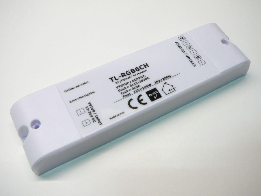 LED Empfänger RGB6CH