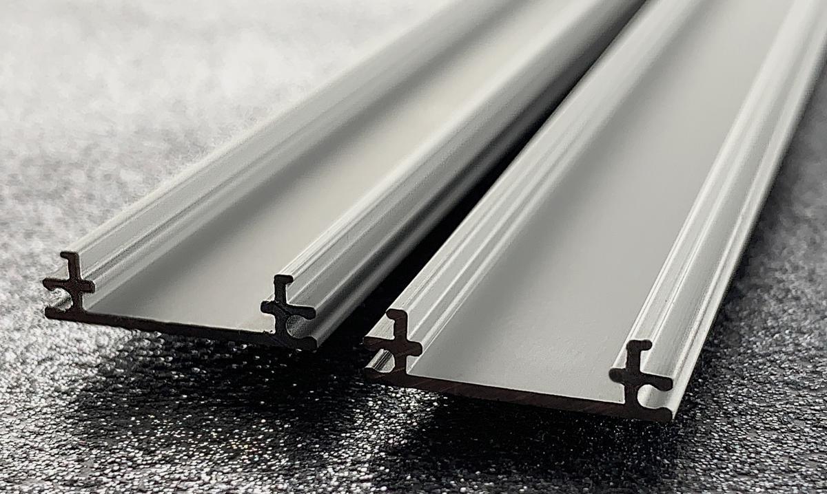 LED Profil TUBE Wand 1m