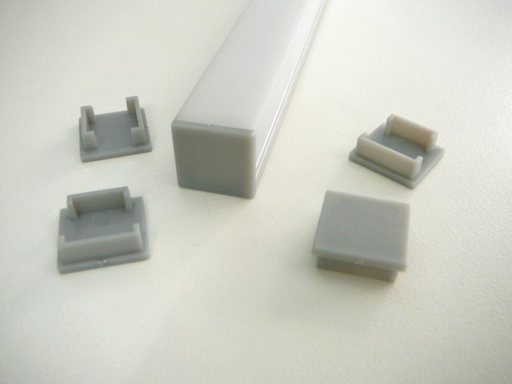 Endkappe LED Profil N8H