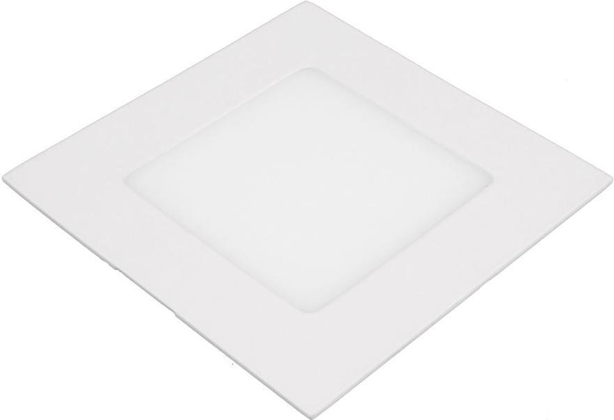 SN6 LED Panel 6W quadrat 120x120mm Kaltweiß