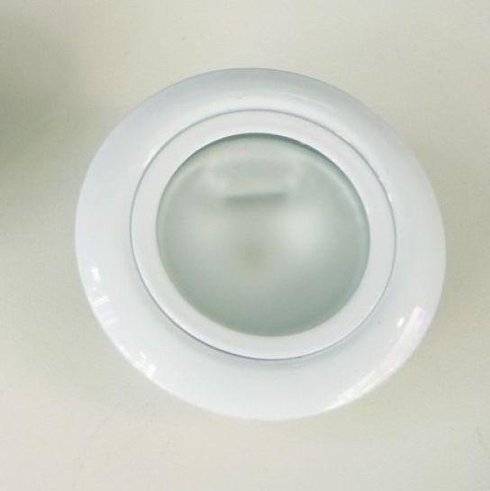 Möbeleinbauleuchte G4 Gavi Weiß